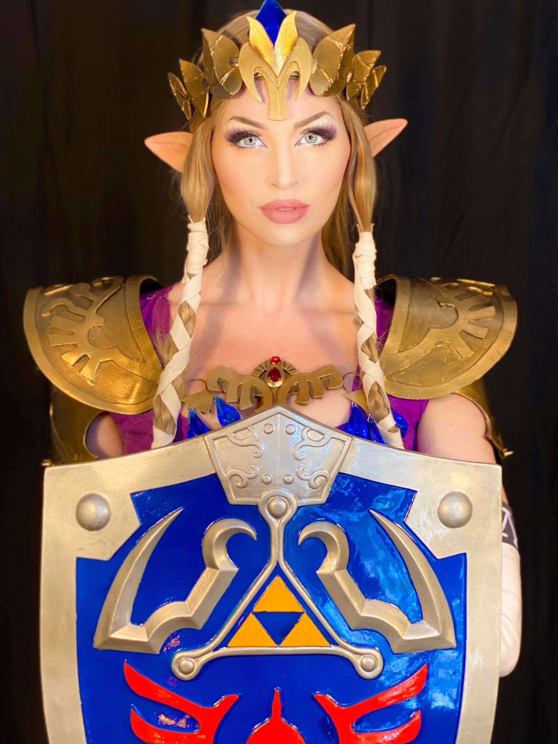 Prncess Zelda – SuperSailorVirgo