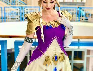 Princess Zelda - SuperSailorVirgo