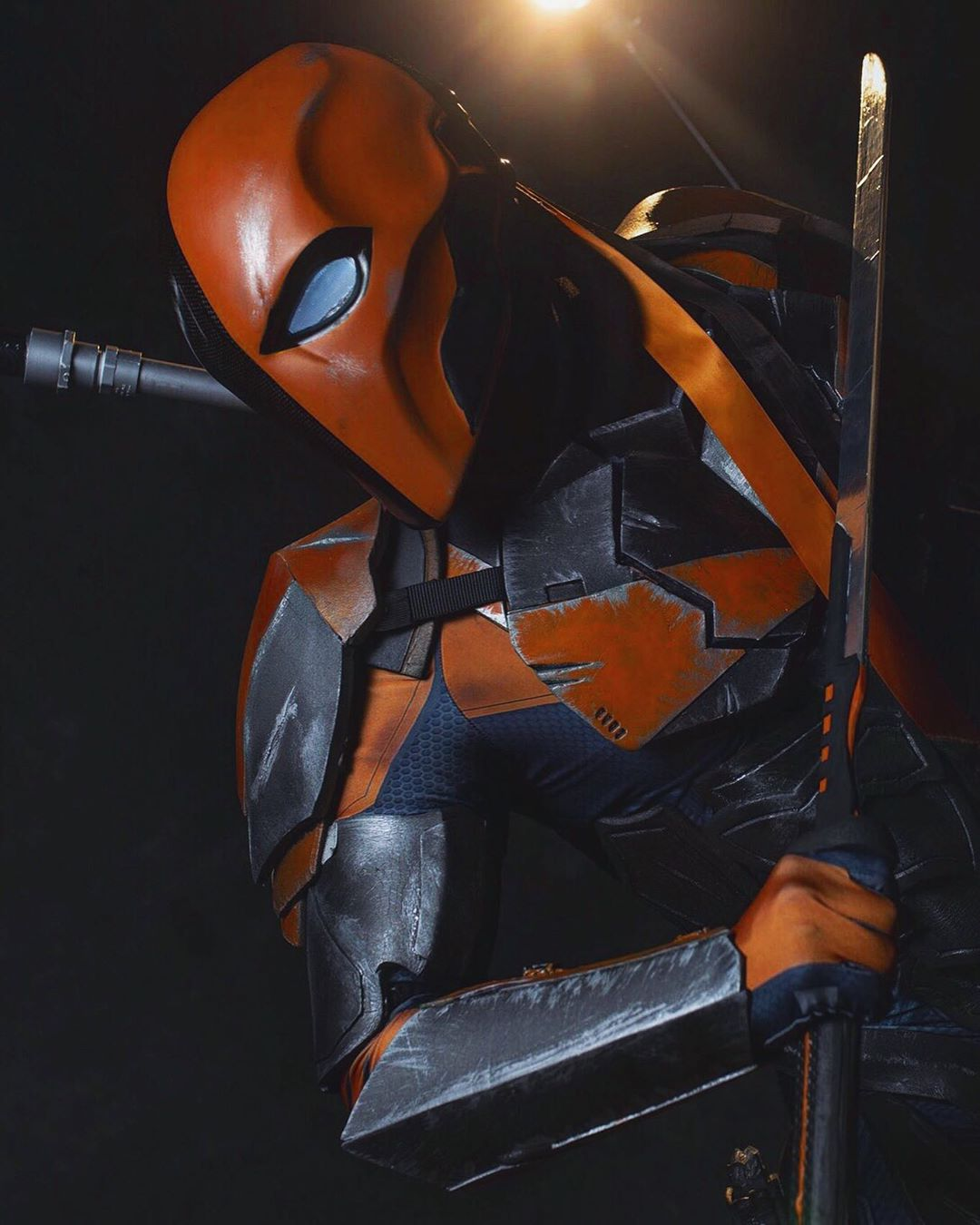 Deathstroke brysenpai.cos by square_noodles