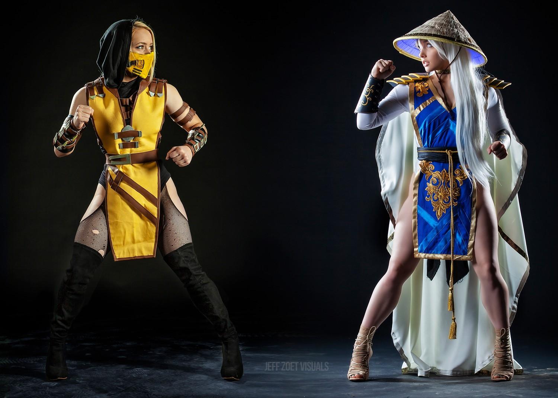 Ghauna Tyler – Mortal Kombat 10
