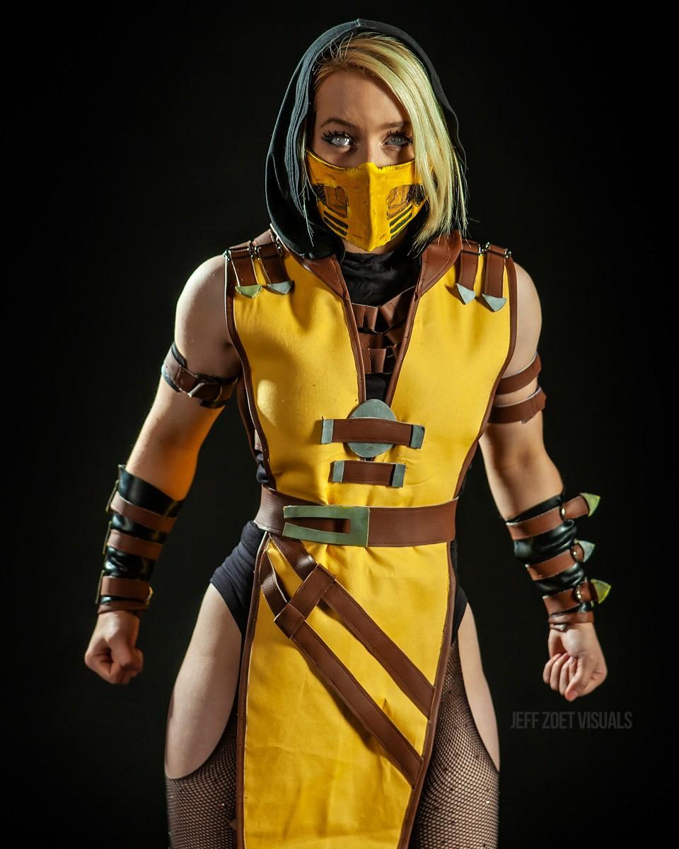 Ghauna Tyler – Mortal Kombat 7