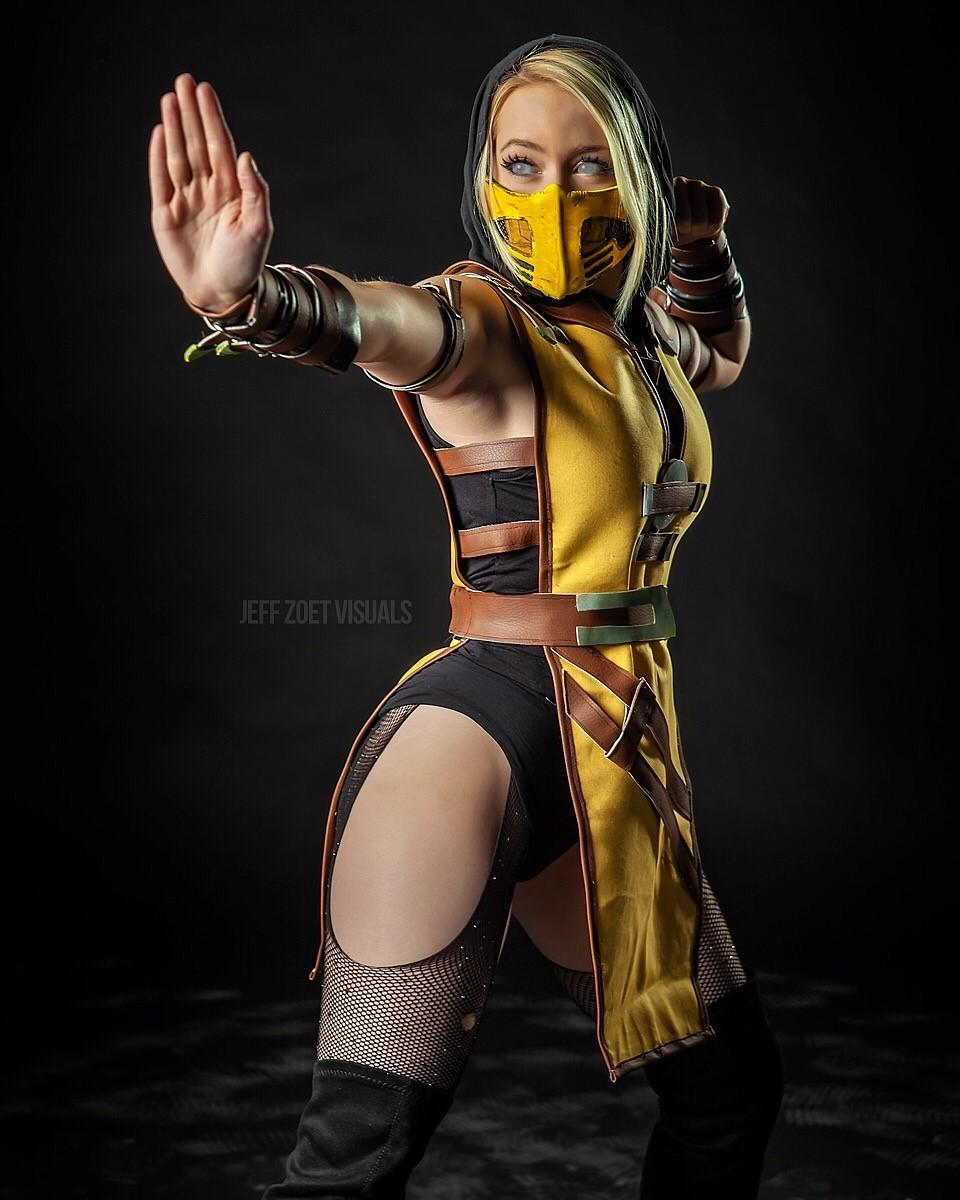 Ghauna Tyler – Mortal Kombat 9