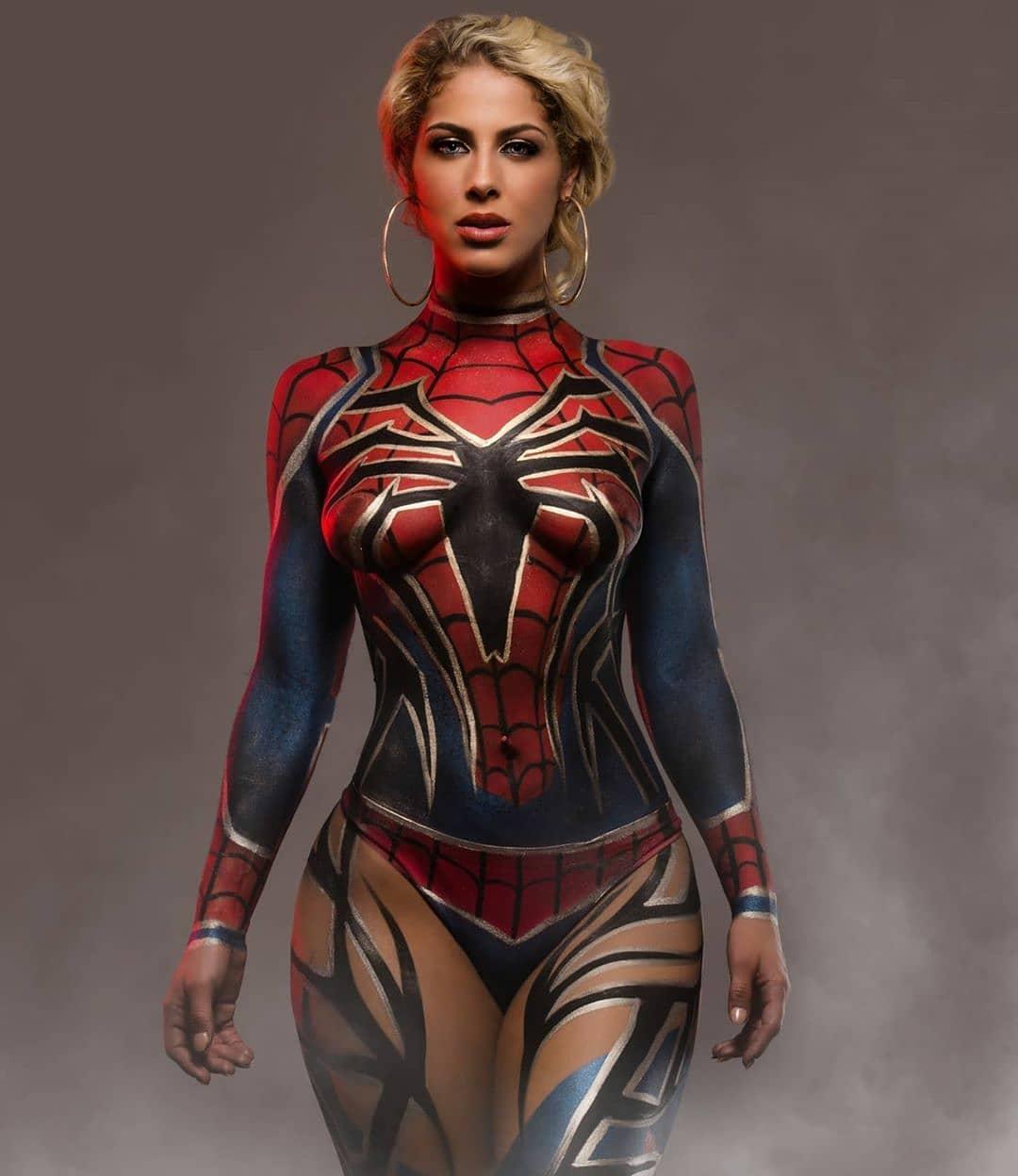 Iron Spider – fernello -jillisalynn