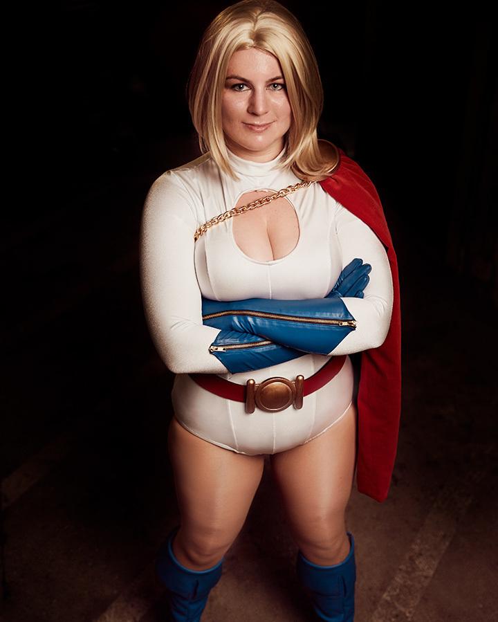 Powergirl Cosplay – ashleysewist – Photo solaris.studios