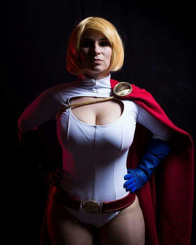 Powergirl Cosplay – sigridcosplay – Photo brcosphoto