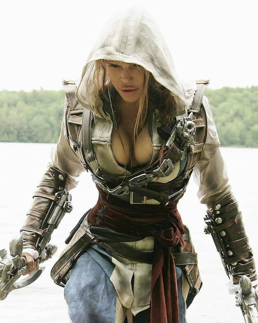 assassinscreed cosplay by naomi_vonkreeps