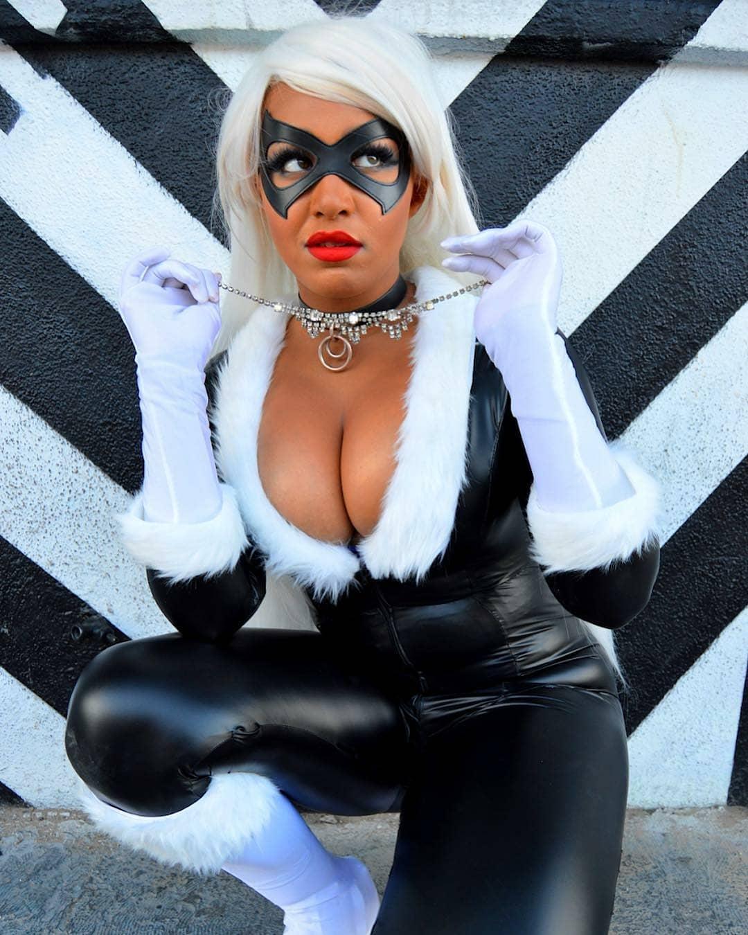 blackcat cosplay by cheyennejazwiseofficial Photo by dr.frankendenim