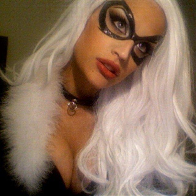 blackcat cosplay princess_fuckface