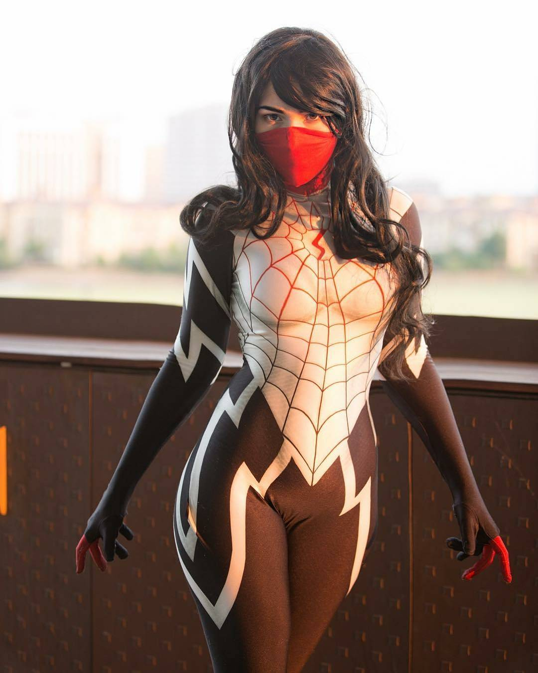 silk cosplay by omgcosplay photo by photopersuasion