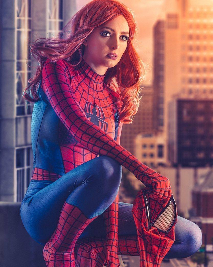 spidergirl cosplay klanaecosplay Photo by davidlovephotog