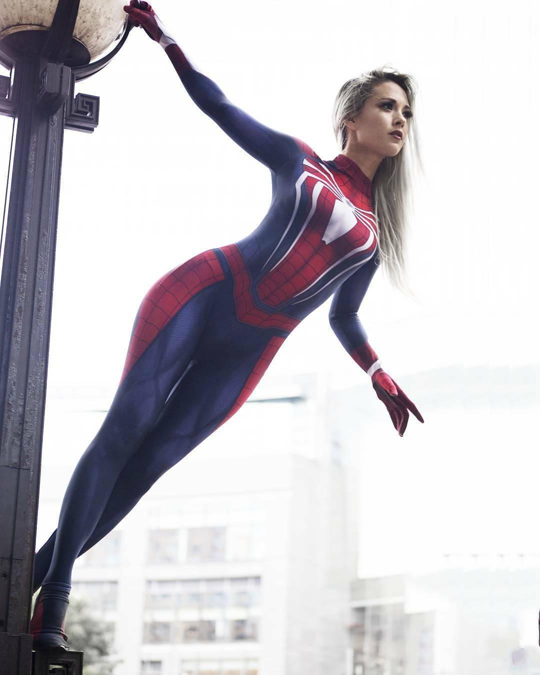 spiderman cosplay hendoart – photo nerdypictures