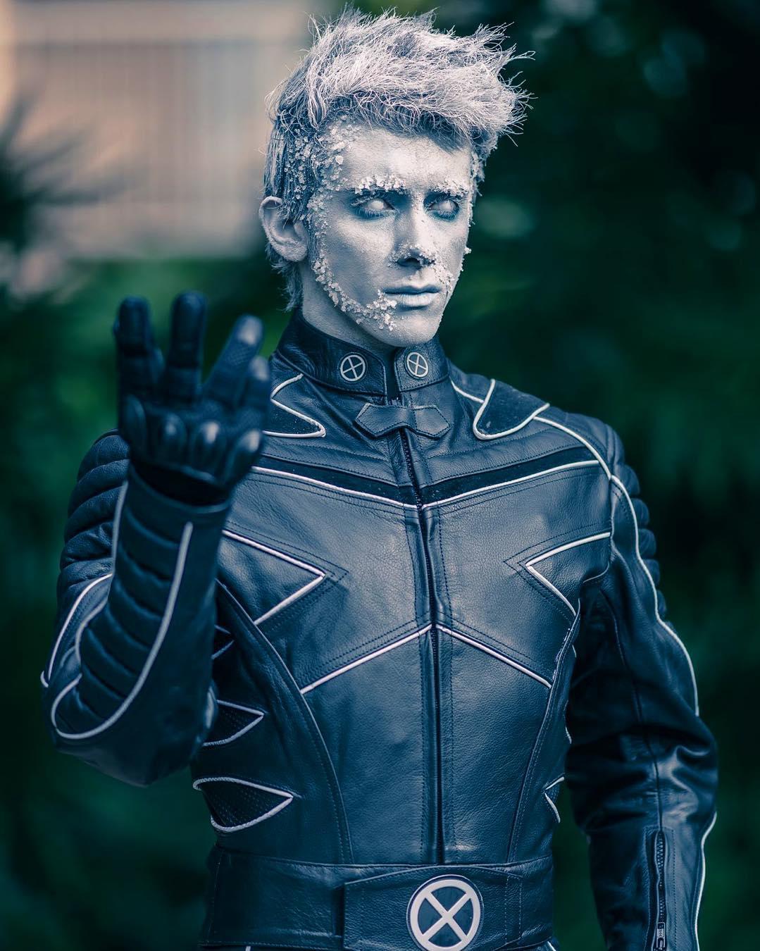 Iceman by chrisvillain – photo by Yorkinabox 2