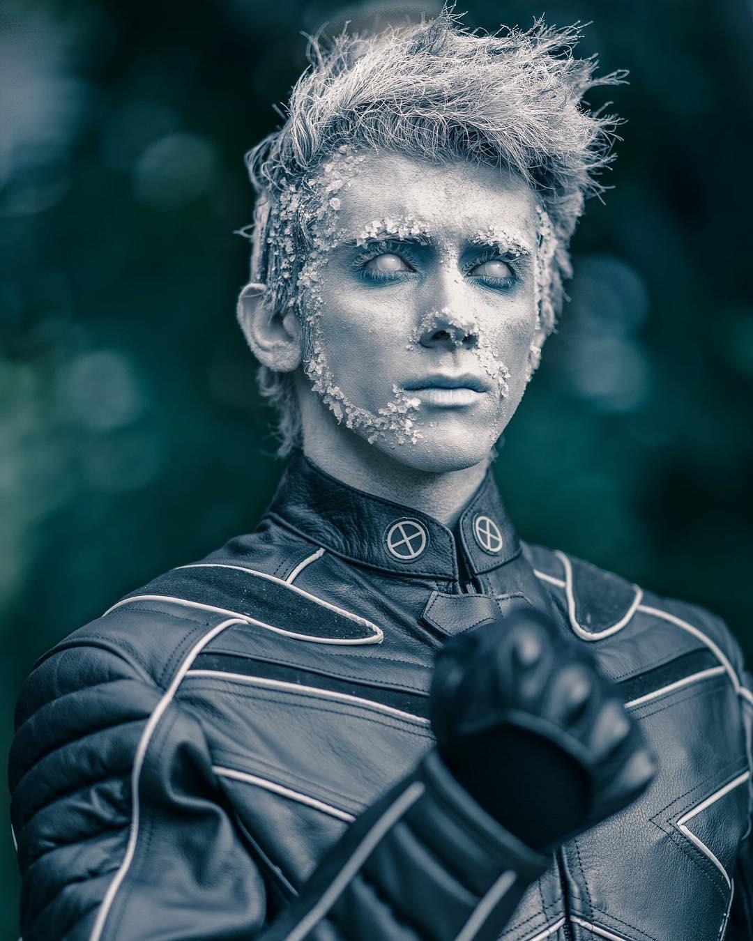 Iceman by chrisvillain – photo by Yorkinabox