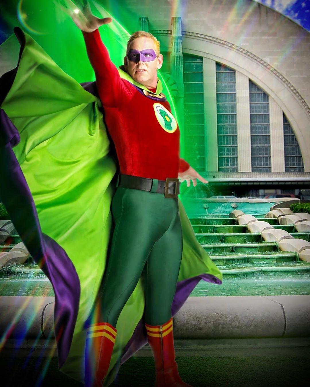 alan scott green lantern cosplay by cosplayrayde