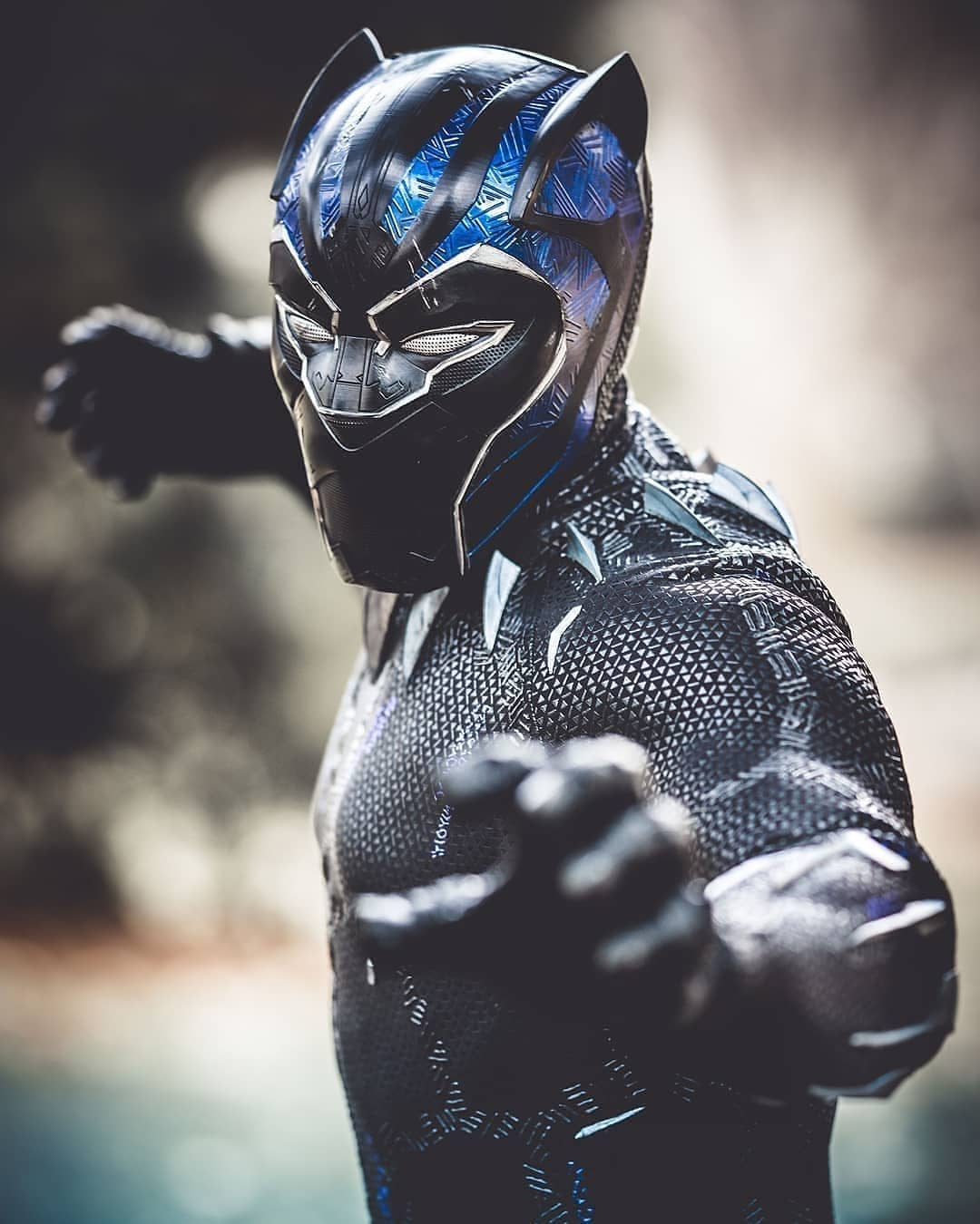 blackpanther cosplay by lovieleeofficial – Photo by graceandshinephoto